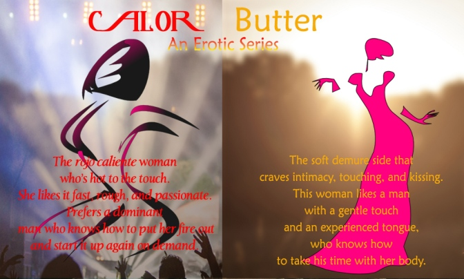 Calor Butter An Erotic Series