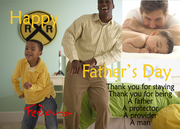 Thank You…Fathers