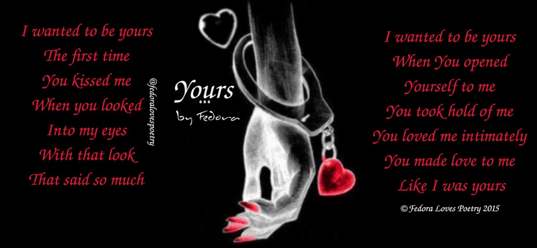 Yours by Fedora