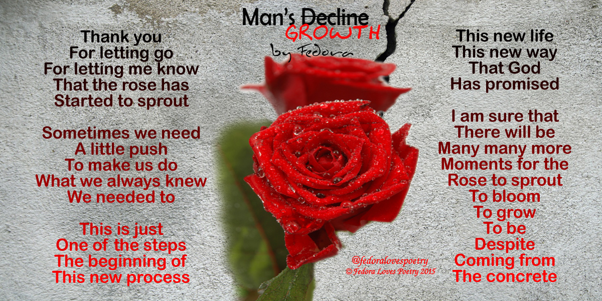 Man's Growth by Fedora