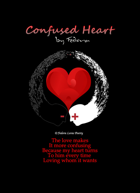 Confused Heart by Fedora