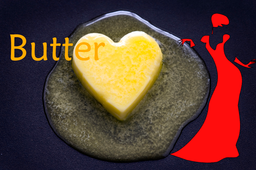 Butter - Making Butter Love
