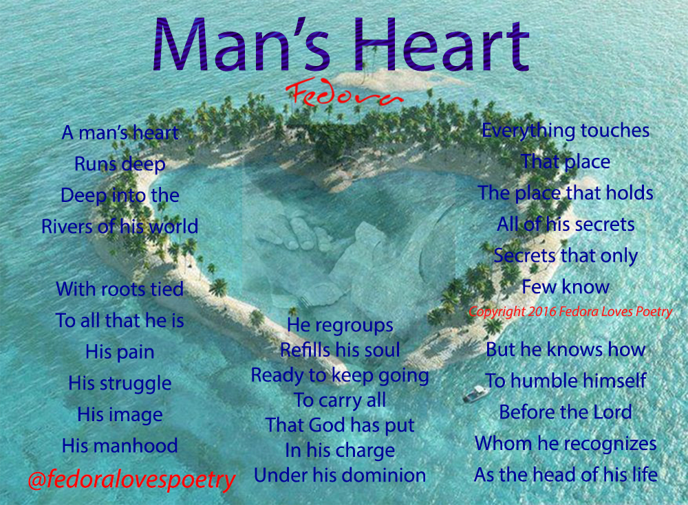 Man's Heart by Fedora