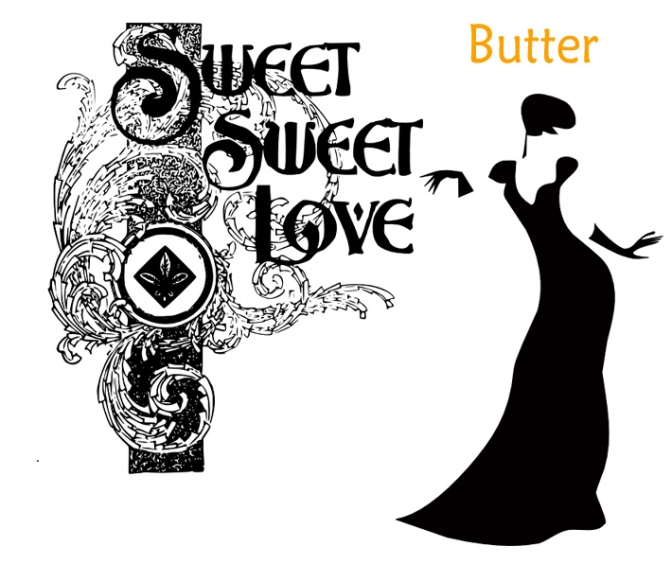 Butter – Love is in the Air