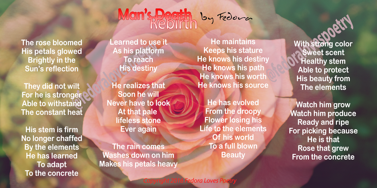 Man's Rebirth by Fedora