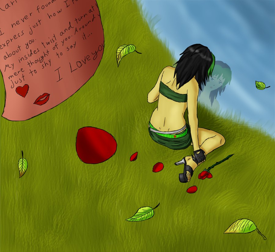 Fear of Love by Fedora Pic by Blacky91