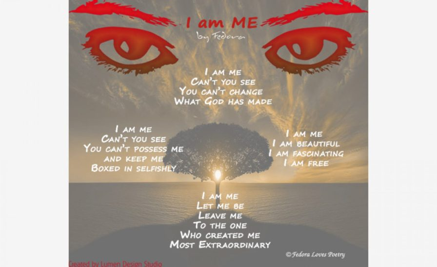 I Am Me by Fedora