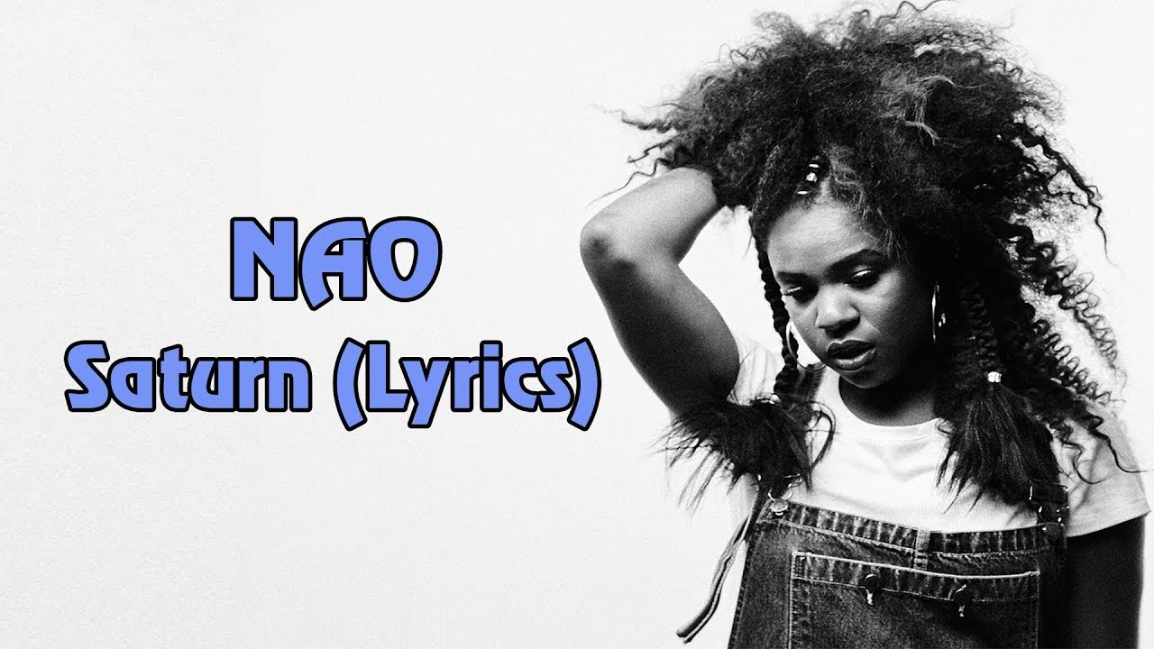 Saturn by Nao featuring Kwabs