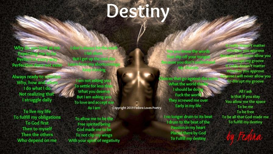 Destiny by Fedora